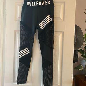 Willpower leggings